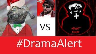 Hacker Showdown: #LizardSquad vs #FinestSquad HOT! #DramaAlert Interview!