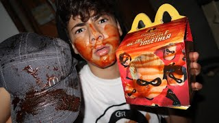 DO NOT ORDER THE INCREDIBLES MOVIE HAPPY MEAL! *WARNING*