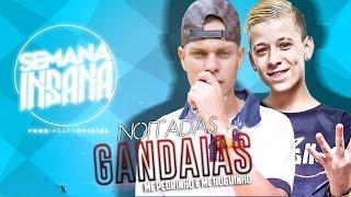 MC Pedrinho e MC Huguinho - Nois é o Trampo e Não Treme (DJ Teta)