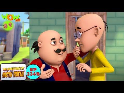 Motu Patlu Cartoon in Hindi   Motu ke Bahaney   3D Animation Cartoon For Kids