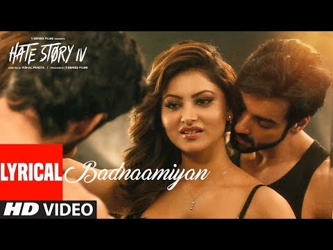 Xxx Mp4 Badnaamiyan Lyrical Hate Story IV Urvashi Rautela Karan Wahi Armaan Malik 3gp Sex