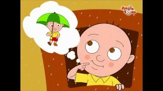 Barish Aayee Cham Cham Cham - Hindi Animation Song for kids by Jingle Toons (बारीश आयी छम छम छम...)