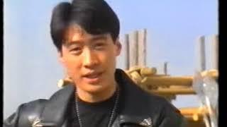 黎明 Leon Lai-1993原振俠開鏡拜神儀式