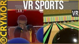 Finally A Fantastic Sports Game | VR Sports | CONSIDERS VIRTUAL REALITY