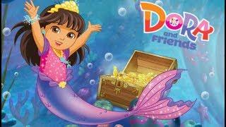 Dora la exploradora - En busca del tesoro de las sirenas.