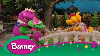 Barney 📖 Once Upon a Time 👸 The Princess Party 👑