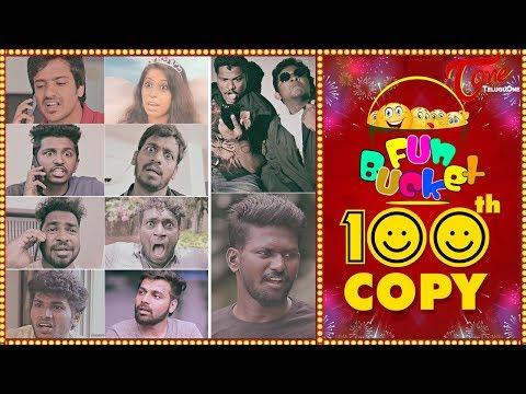 Fun Bucket 100th Episode Funny Videos Harsha Annavarapu TeluguComedyWebSeries