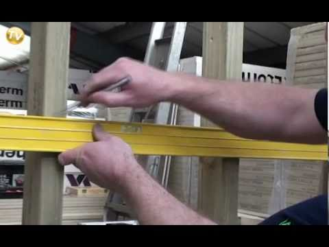 Tommy's Trade Secrets - How To Build A Stud Wall