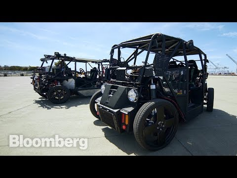 The 800M Robo Taxi That Could Beat Uber