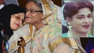 শাবানাকে যেভাবে সম্মাননা দিচ্ছেন শেখ হাসিনা ! Shabana Sheikh Hasina showbiz news !