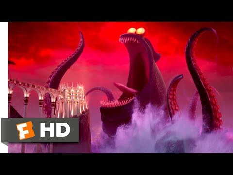 Xxx Mp4 Hotel Transylvania 3 2018 Dracula Vs The Kraken Scene 9 10 Movieclips 3gp Sex