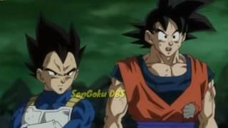 Bulma revela la técnica especial de Goku a Vegeta Parodia SonGoku el infiel #4