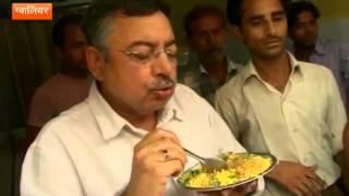 Tastes of Gwalior with vinod dua @ Zaika India Ka