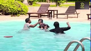 Bangla natok funny vedio 16 ।।। Arfan Ahmed & tousif #new