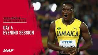 IAAF World Championships London 2017 Live Stream - Day 4