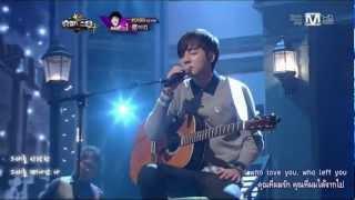 [HD] Roy Kim - October Rain (Lyrics, Romanized, Eng Sub & TH-Sub)