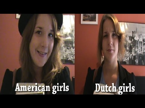 Xxx Mp4 5 Differences Between American Girls And Dutch Girls 3gp Sex