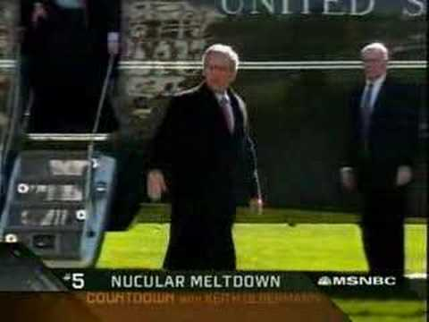 Iran Has No Nukes Countdown MSNBC