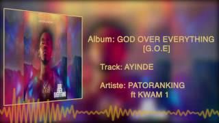 Patoranking - Ayinde [Official Audio] ft. KWAM 1
