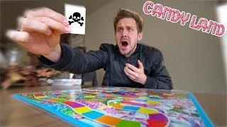 Candy Land PUNISHMENT Challenge!