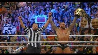 WWE SummerSlam 2013 Full Show