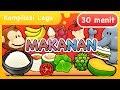 Download Video Kompilasi Lagu Makanan 30 Menit 3GP MP4 FLV