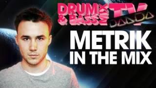 Metrik - Drum & Bass Mix - Panda Mix Show