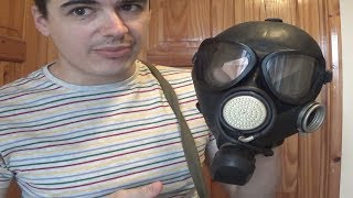Soviet PMK-1 Review: Its a bad gas mask