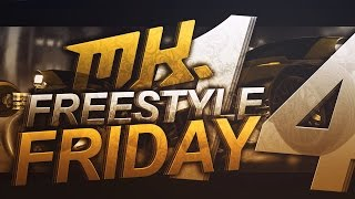 Rocket League - MK´s Freestyle Friday #14 | Old school cars
