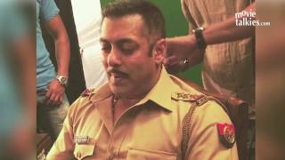 Dabangg 3 Movie 2017 - Salman Khan, Arbaaz Khan - On Location Pics