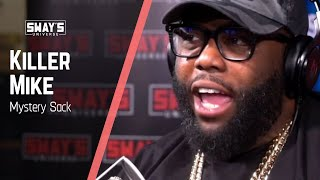 Killer Mike Wants To Sit With President Trump and Tell Him 3 Things | Sway's Universe