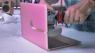 What's inside a Rose Gold MacBook?