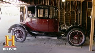 Counting Cars: Bonus: 100-Year-Old Caddy | History