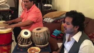 @ rehearsing Panchamda