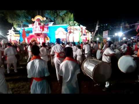 Chava dhol tasha pathak at tilak nagar sahayadri