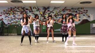 Ottawa Bhutanese- Nepali Girls dancing at School in Hindi movie songs.