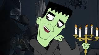 """Mixed Nutz - Episode 10 - """"Haunted Halloween"""" - Clip 3"""