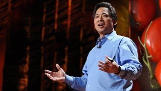 Can we eat to starve cancer? - William Li