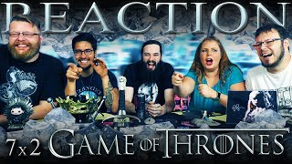 Game of Thrones 7x2 REACTION!!