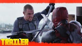 Deadpool Comic Con (2016) Tráiler #3 (Ryan Reynolds) Español Latino