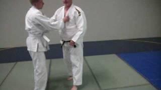 Sensei Bill Closs teaches principals of kuzushi & combinations in Judo