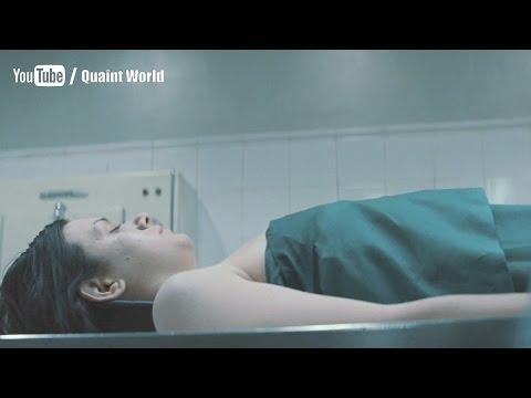 Bathing the dead | Girl Dead Body | Colin O'Donoghue | Horror movie scene | The Rite (2011)