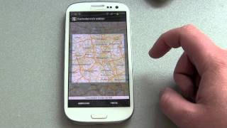 Google Maps offline nutzen - Test