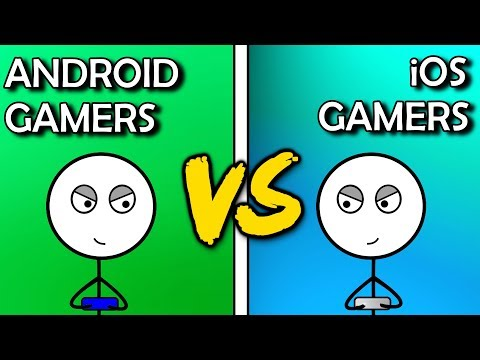 Xxx Mp4 Android Gamers VS IOS Gamers 3gp Sex