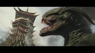 Final Battle   The Great Wall Movie Clip 2017