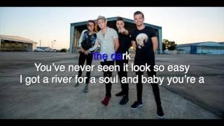 One Direction - Drag me down - Karaoke piano version