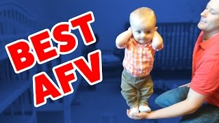 ☺ AFV (NEW!) Stupid Stunts & Bloopers of 2016 (Funny Fail Clip Montage)
