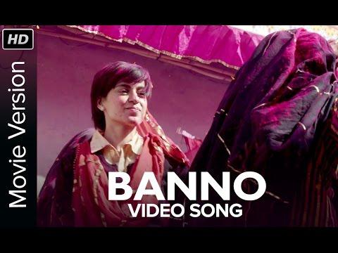 Xxx Mp4 Banno Video Song Tanu Weds Manu Returns Kangana Ranaut R Madhavan 3gp Sex