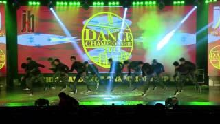 JB'S CHENNAI DANCE CHAMPIONSHIP 2014---SATYABAMA--GRAND FINALE