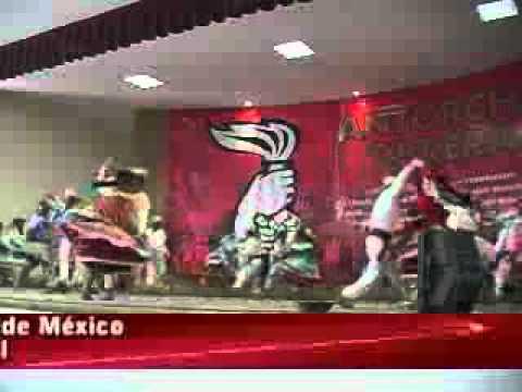 Revista de arte Bailes mazahuas del Estado de México